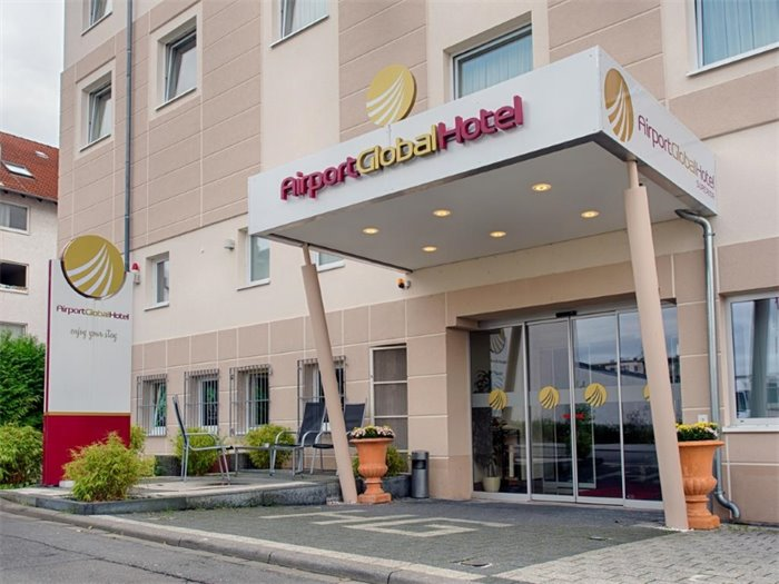 Airport Global Hotel - Hotelansicht