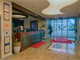 Airport Global Hotel - Rezeption