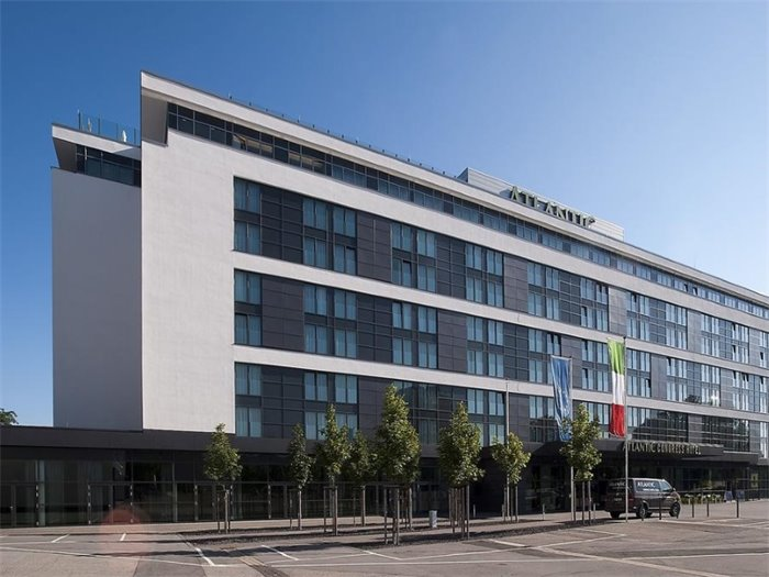 ATLANTIC Congress Hotel Essen - Hotelansicht