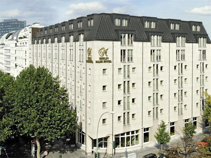 Berlin Mark Hotel - Hotelansicht
