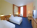 Country Park-Hotel Leipzig / Brehna - Twin Bed Zimmer