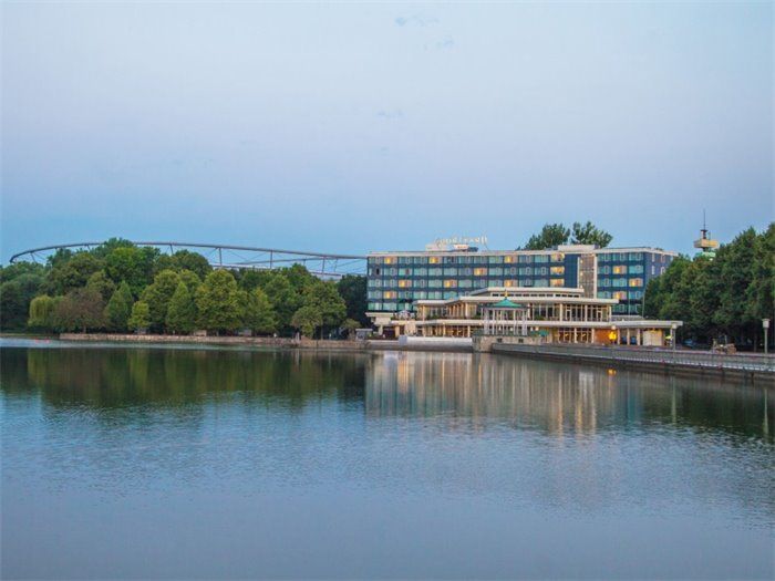 Courtyard by Marriott Hannover Maschsee - Hotelansicht
