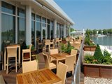 Courtyard by Marriott Hannover Maschsee - Terrasse