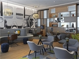 Courtyard by Marriott Oberpfaffenhofen - Hotelbar