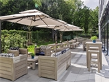 Courtyard by Marriott Oberpfaffenhofen - Terrasse