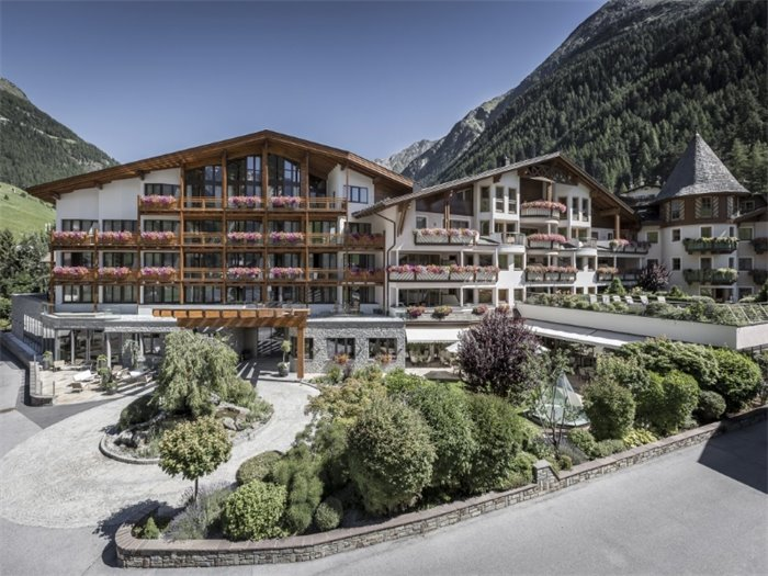 Das Central Alpine . Luxury . Life - Hotelansicht