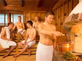 Dorint Resort & Spa Bad Brückenau - Sauna