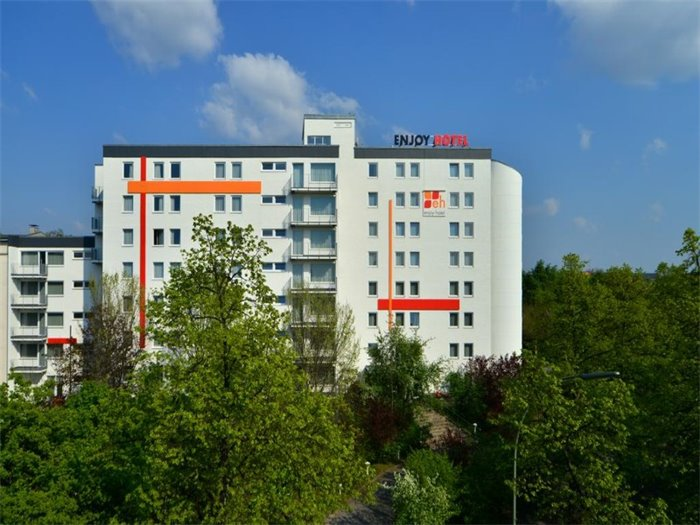 enjoy hotel Berlin City Messe - Hotelansicht