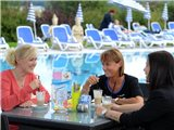FAIR RESORT Sport- und Wellnesshotel - Terrasse