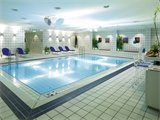 Holiday Inn Hotel Berlin City West - Schwimmbad