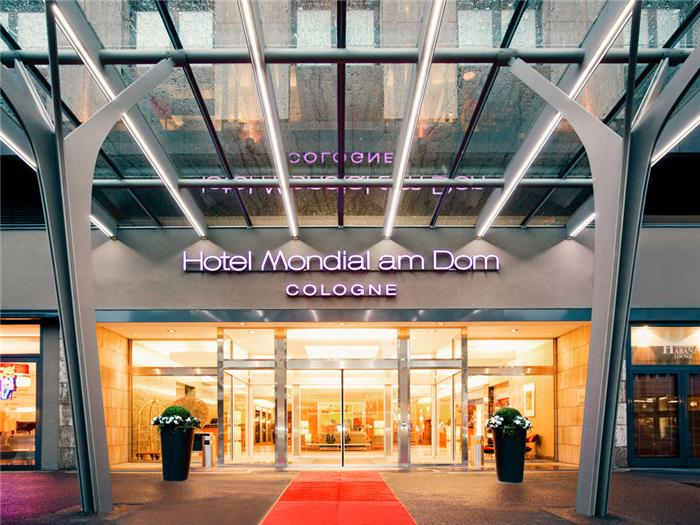 Hotel Mondial am Dom Cologne - Hotelansicht