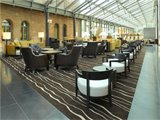 Hyatt Regency Mainz - M-Lounge in der Lobby
