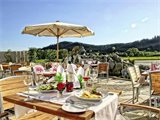 Rebhan's Business und Wellness Hotel - Terrasse