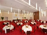 The Monarch Hotel - Galadinner im Ballsaal