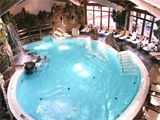 Wellnes & Golf Resort Bayerischer Hof - Wellnesslandschaft / Pool